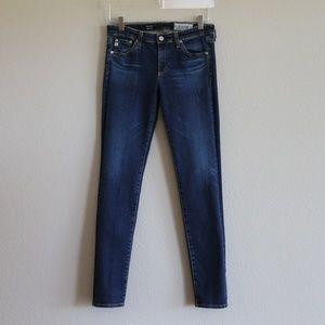 AG | The Stilt Cigarette Leg Skinny Jeans 27